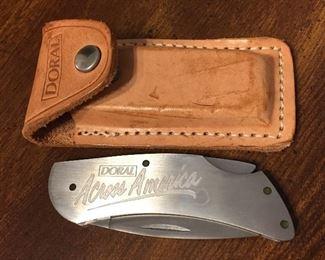 Doral Zippo Knife