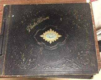 WW2 Photo Album with Numerous Photographs(Both Albums from Same Vet)