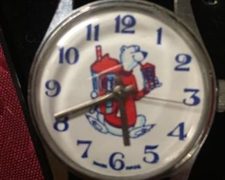 Icee Advertising Promotional Watch