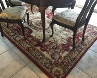 """$100 Shaw Living rug 5'3"""" x 7'10"""".  There are two of these available"""
