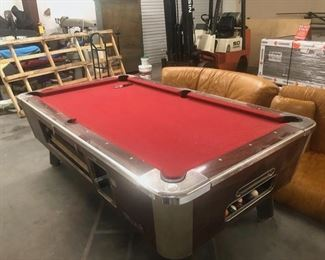 Pool Table $500