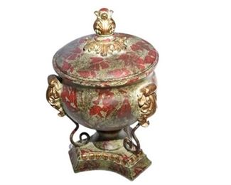 6. Decorative Lidded Compote