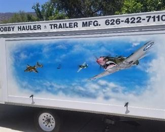 R. C. Plane Hauler....custom built! Make offer!