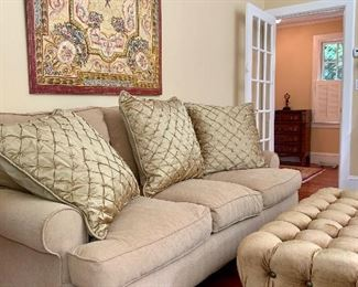 Sofa sold but other items still available!
