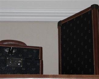 Faux Louis Vuitton Miniature Luggage