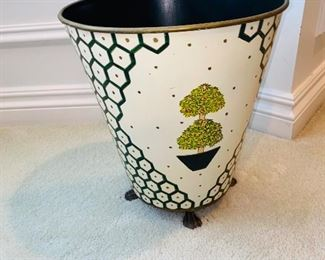 $10 ANTIQUE GARBAGE CAN