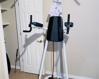 $120 FITNESS GEAR DELUXE POWER TOWER