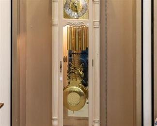 Sligh Grandfather Clock!  SO NICE!  Works great!