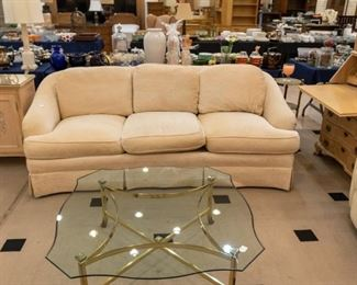 SHERRILL couch - excellent condition - so soft.