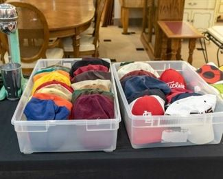 Polo Cap Collection - like new!