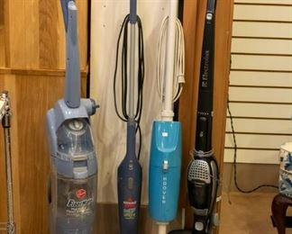 Electric Brooms and Vacuum