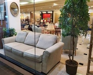 NICE neutral colored couch!