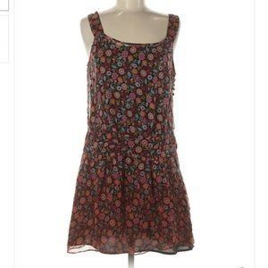 Walter silk floral dress sz 6