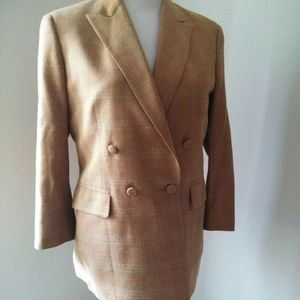 2003 custom made skirt suit