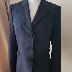The Limited navy blazer sz 10