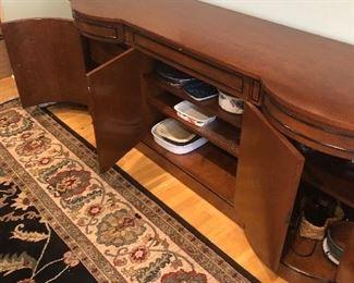 Buffet Interior/Shelves