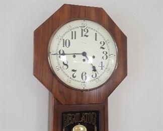 3.very nice regulator clock cost $100 new $25