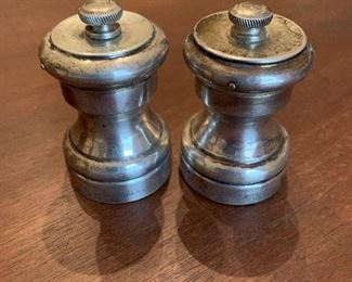 Tiffany & Co pepper grinders