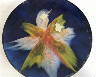 Vintage Decorative Plate