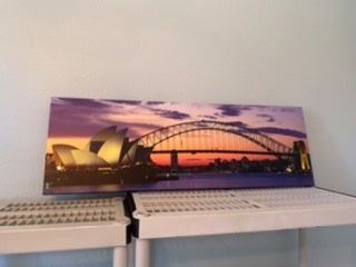 1 - $39 Sydney city photo canvas