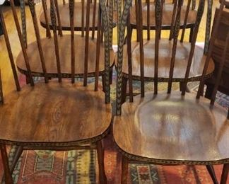 Drexel Heritage chairs