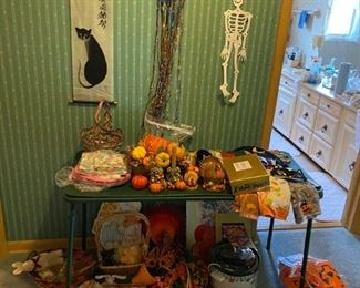 halloween Holiday decor