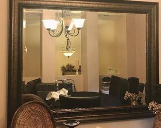 $30-Very large nice mirror