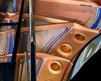 Piano baby grand piano
