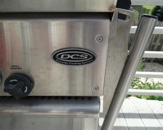 Premium Outdoor Kitchen  (Grill, Rotisserie, Side Burners) Stainless steel