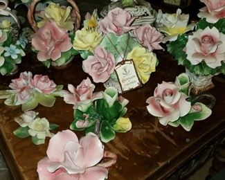 HUCE collection of Capodimonte