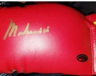 Ali left glove