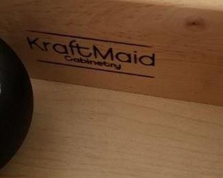 KraftMaid cabinetry