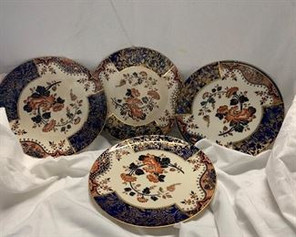 4 Doulton plates $10 for all 4