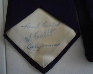 V. Galet of California