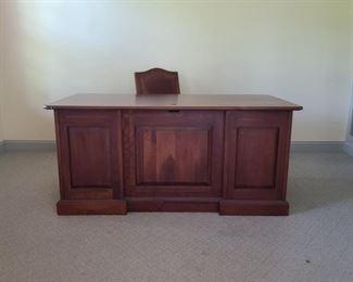 """Desk...66"""" wide x 34"""" deep x 30"""" high"""