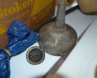 Vintage Ford knob