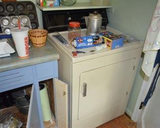 Kelvinator dryer