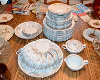 """Symco """"Barry"""" fine china from Japan"""