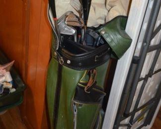 Spaulding golf clubs