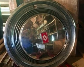 Four of these! Hubcaps for Delta 88 Oldsmobile