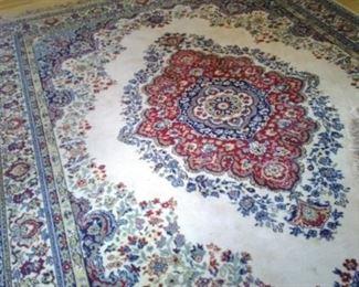 Virgin wool carpet by Prince Carmel Carpets