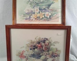Vintage Garden Prints