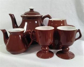 Hall USA Chocolate Brown Collection