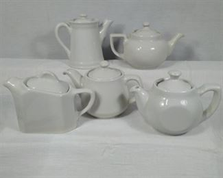 Hall USA mini teapot collectio