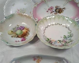 fine china serving bowls