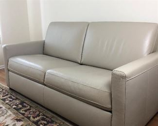 "Dania Sleeper Sofa , Jonas Full, 72""w x 36d x 34H asking $800"