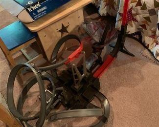 Racetrack toy