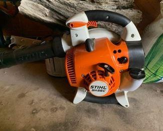 Stihl blower