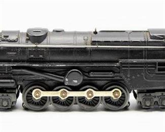Lionel Locomotive Train Die Cast Metal - Front Marked 6200