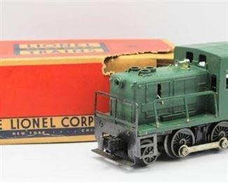 Lionel Train No. 41 Switcher Car in Original Box